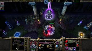 Warcraft 3: Legacy of Lordaeron 01 - Rise of the Forsaken (Part 2)
