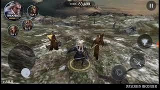 Хоббит битва пяти воинств прохождение игры за эльфов