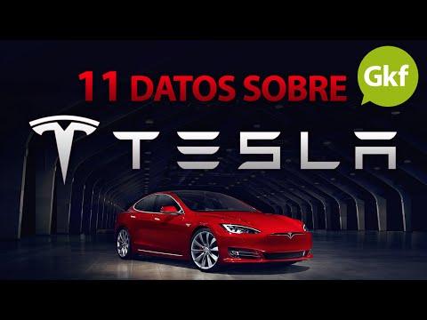 11 Datos Que Debes Conocer de Tesla Motors
