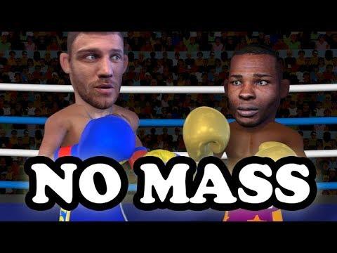 Basement Gym Boxing: Vasyl