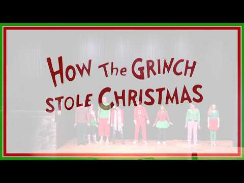 PV Theater presents HOW THE GRINCH STOLE CHRISTMAS - The musical