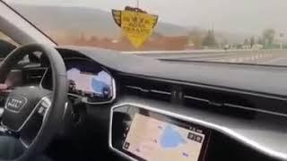 audi snap gündüz araba snap