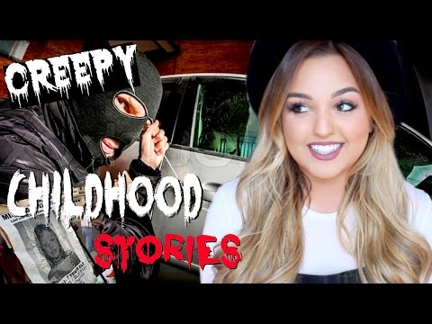 MY CREEPY CHILDHOOD EXPERIENCES   STORY TIME