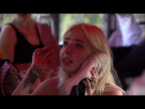 В первую же встречу пацанки... Анонс 1 серии «Від пацанки до панянки» 4 сезона на Новом канале