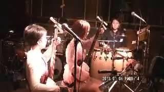 輝&輝 白藤ひかり バースデイライブ 2013,1,6. マカロン.