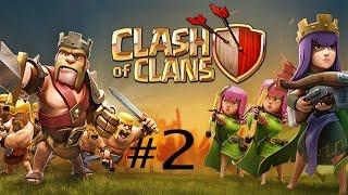 Clash of Clans:si rincomincia tutto da capo!!!!!!!!!#2