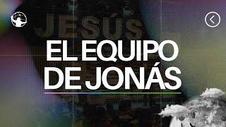 El equipo de Jonás l El retorno l Pastor Rony Madrid