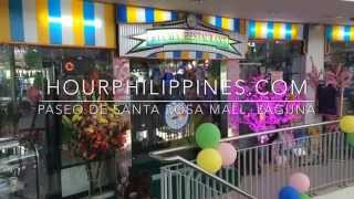 Ryuma Japanese Restaurant Paseo de Santa Rosa Laguna by HourPhilippines.com