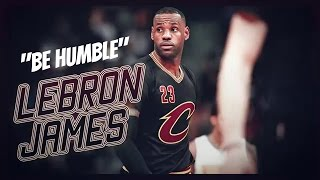 "LeBron James Mix - ""HUMBLE."""
