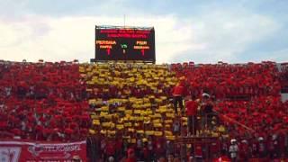 Aksi Paserbumi dan Sekarbumi PERSIBA (7) vs PSIR (1) 2013