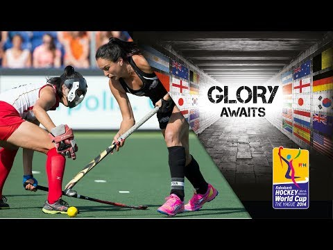 Japan vs New Zealand - Women's Rabobank Hockey World Cup 2014 Hague Pool A [07/6/2014]