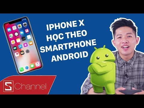 Download Youtube: iPhone X học theo những gì từ smartphone Android?