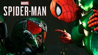 SPIDERMAN PS4 - 17 Minutes of NEW Gameplay Walkthrough Demo E3 (PS4 2018)