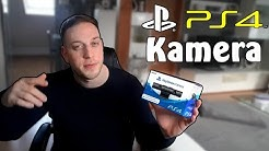 MEINE NEUE PLAYSTATION 4 CAMERA ( 2016-2017 ) | UNBOXING | LET´S TEST | RATUN PACKT AUS !!!