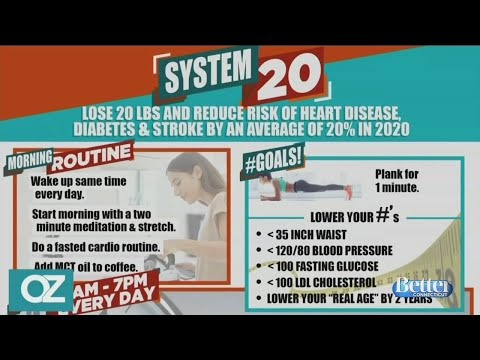 Lose 20 Pounds with System 20!