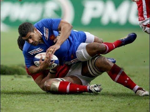 Archive Games: Wales v France 2012
