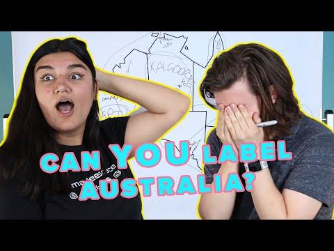 Do Aussies Know Australian Geography?