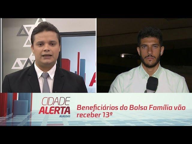 Beneficiários do Bolsa Família vão receber 13º a partir de amanhã