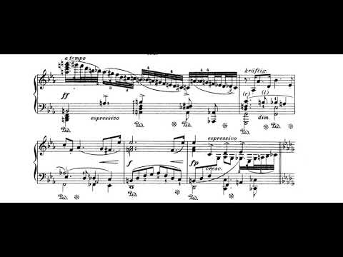 Wagner - Parsifal, Prelude to Act 3 (piano score)