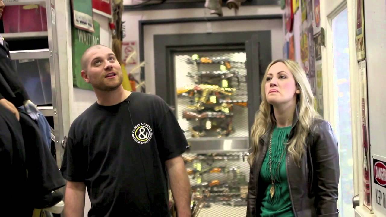 The Hand Prop Room - Craft Truck - Meet Your Makers - S01EP09 - YouTube