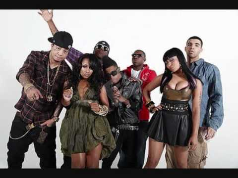 Young Money Entertainment Family