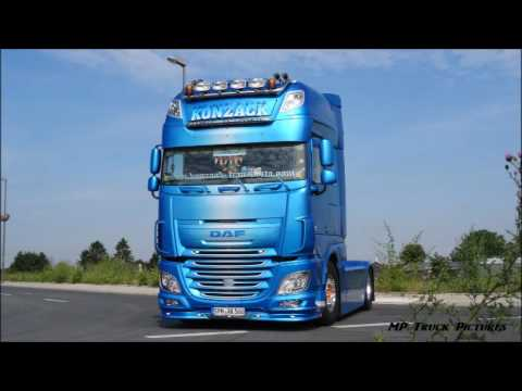 daf xf 106 andreas konzack transporte youtube. Black Bedroom Furniture Sets. Home Design Ideas