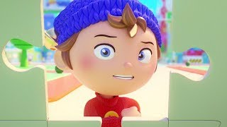 Noddy Toyland Detective | NEW EPISODE! | The Case of The Jigsaw | Full Episodes | Videos For Kids thumbnail