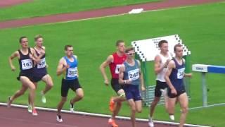 Кубок России. Бег 800 метров мужчины