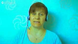 Золотая Ната. Видеоотзыв на обучение в Институте реинкарнационики