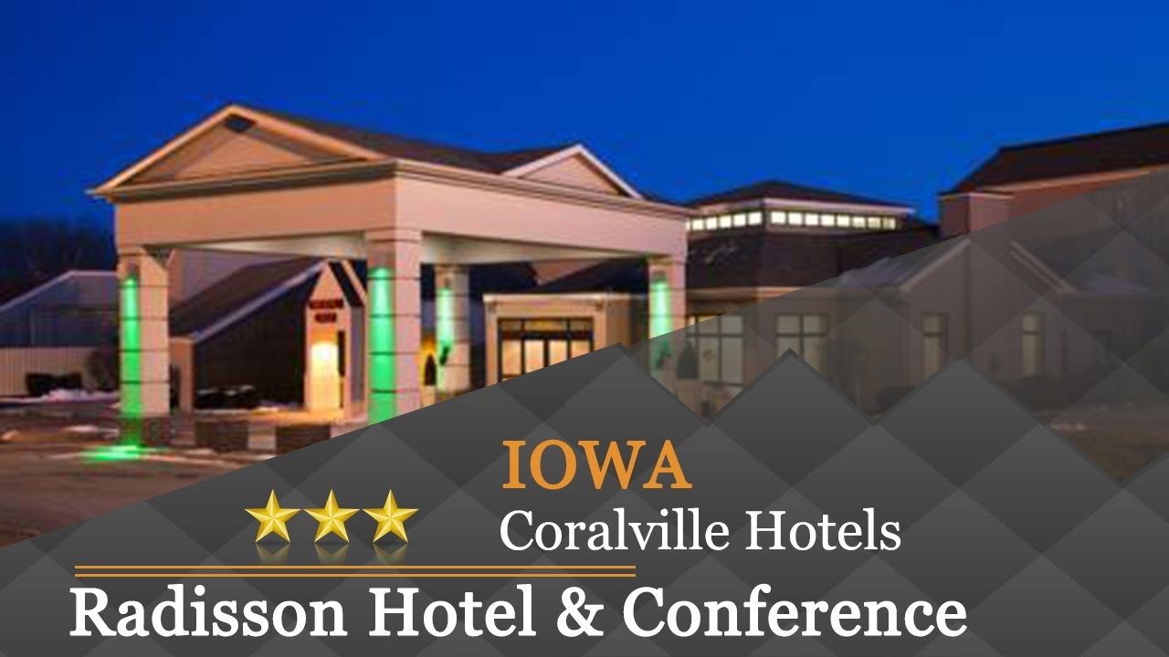 Radisson Hotel Conference Center Cville Iowa City Hotels