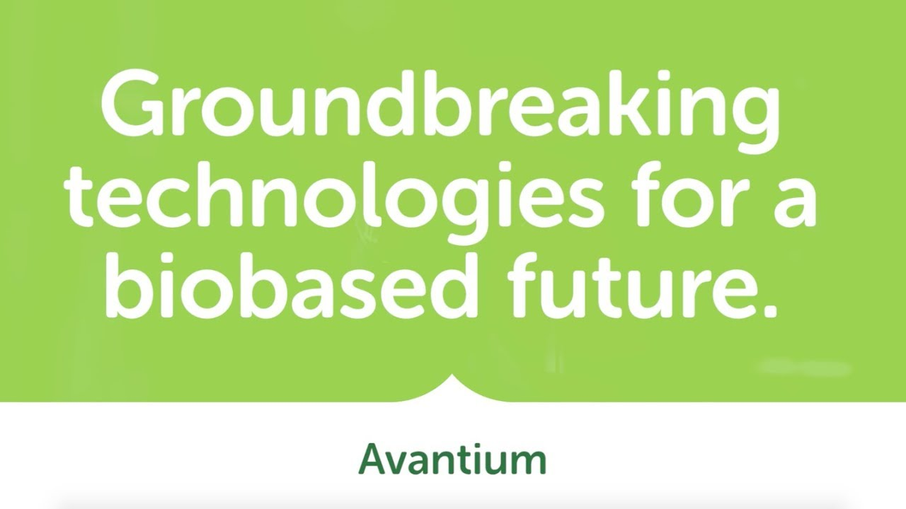 Avantium - Groundbreaking technologies for a biobased future