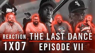 The Last Dance Episode 7 Group Reaction Jordan Father's Episode