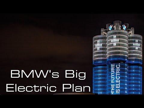 BMW's Big Electric Plan
