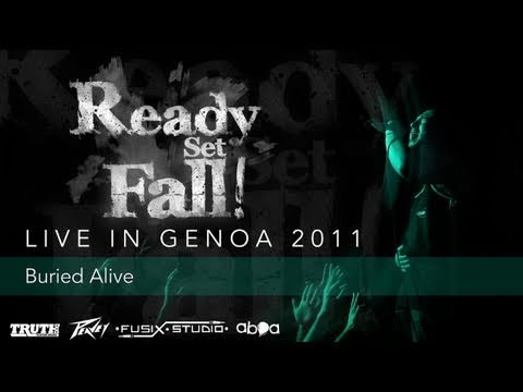Ready, Set, Fall Live full set HD -  part 1