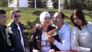 Первый Флешмоб в Башкирских Футболках, 15 мая 2011 года