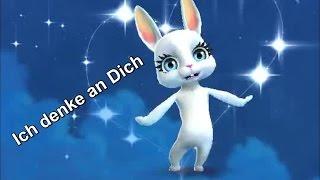 Bunny Ich denk an Dich Ich liebe Dich