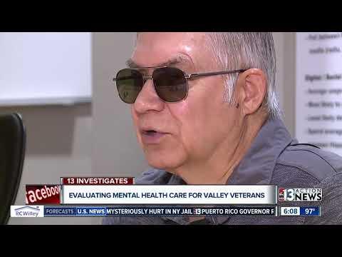 Mental Health Care Vacancies At Southern Nevada VA