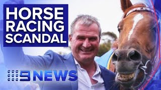 Melbourne Cup Trainer Darren Weir Charged With Animal Cruelty | Nine News Australia