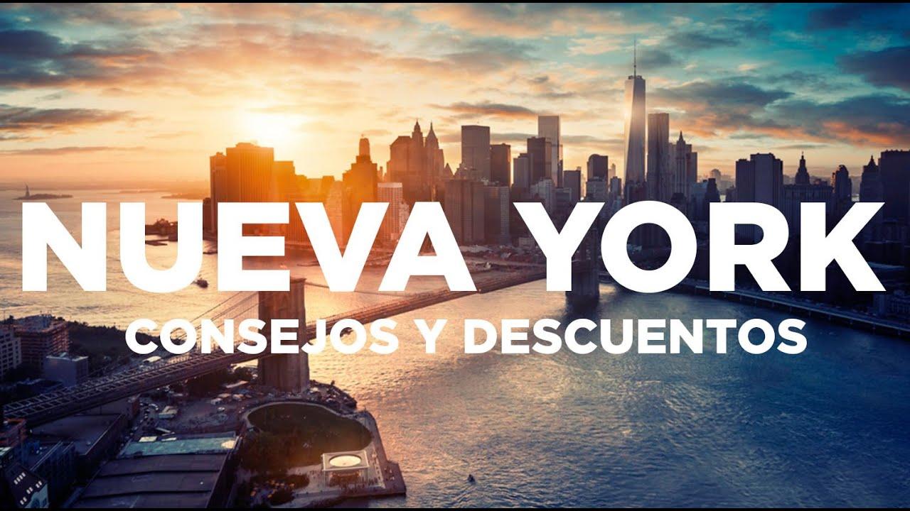 NUEVA YORK. Consejos para viajar - YouTube