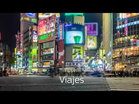 Video promocional Amadeus Tomorrow Land Tour 2018 Monterrey