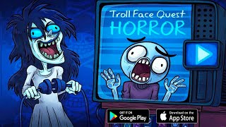 Troll Face Quest Horror   Android Gameplay ᴴᴰ