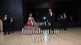 Yanet#39s Introduction Dance Part 2 Vals Rosyln-Bon Iver amp St. Vincent