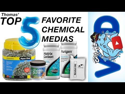 Thomas' Top 5 Favorite Chemical Medias   BigAlsPets.com
