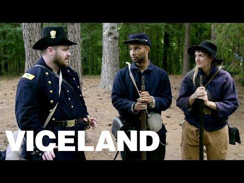 The Civil War Reenactment: VICE DOES AMERICA (Clip)