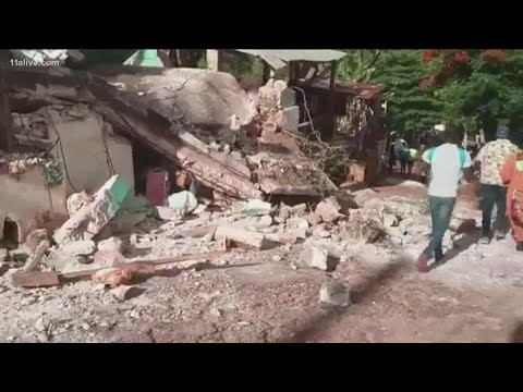 Port Au Prince Haiti earthquake 2021 | More than 300 dead so far