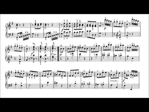 Muzio Clementi - Sonatina Op. 36 No.5 - 3. Rondo (Piano Solo)