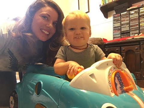 Fisher Price Laugh & Learn Crawl Around Car Product Review