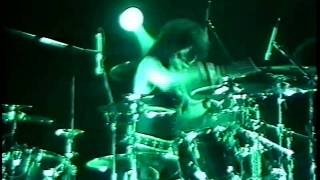 KISS - Peter Criss Drum Solo / God Of Thunder - Chicago 1996 - Reunion Tour