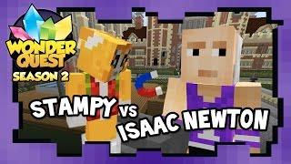 Wonder Quest - Episode 19 - STAMPY'S MINECRAFT SHOW | Stampylonghead, InTheLittleWood