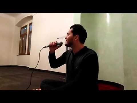 Idriz Hasanović | Allahov rob što ne bijah ja (Ilahija bez muzike 2016)
